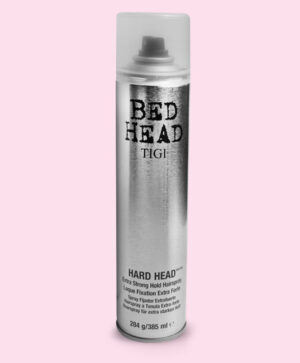 Bed Head: Hard Head Extra Strong Hair Sprayg